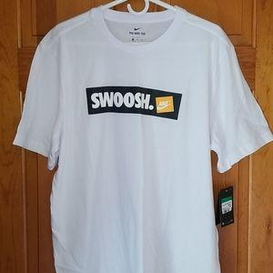 "NIKE ""SWOOSH"" TEE SHIRT XL"